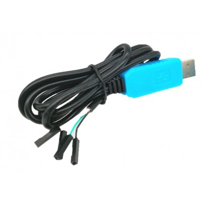 PL2303TA USB to TTL UART RS232 Serial Bridge Converter Cable